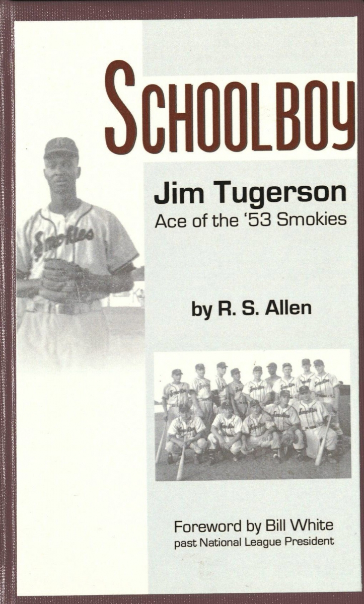 Book Cover Tugerson Biography by R S Allen