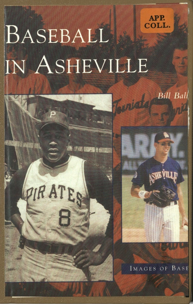 Book Cover Asheville Baseball by Ballew
