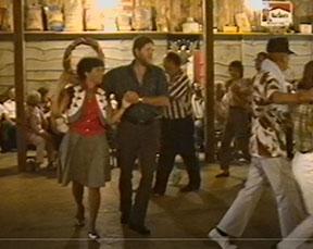 Dancers captured on the Turner Concert and Dance Videos