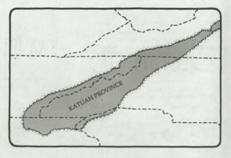 Map of the Katuah region