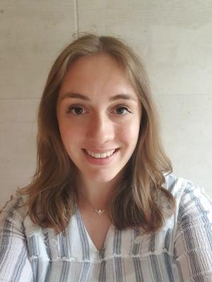 Hannah Rodger, 2020-2021 Rhinehart Postdoctoral Fellow in British History.