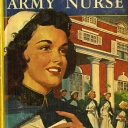 Cover of Cherry Ames Army Nurse