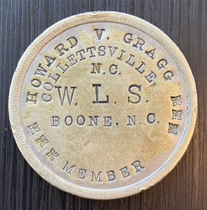 Literary Society Coin